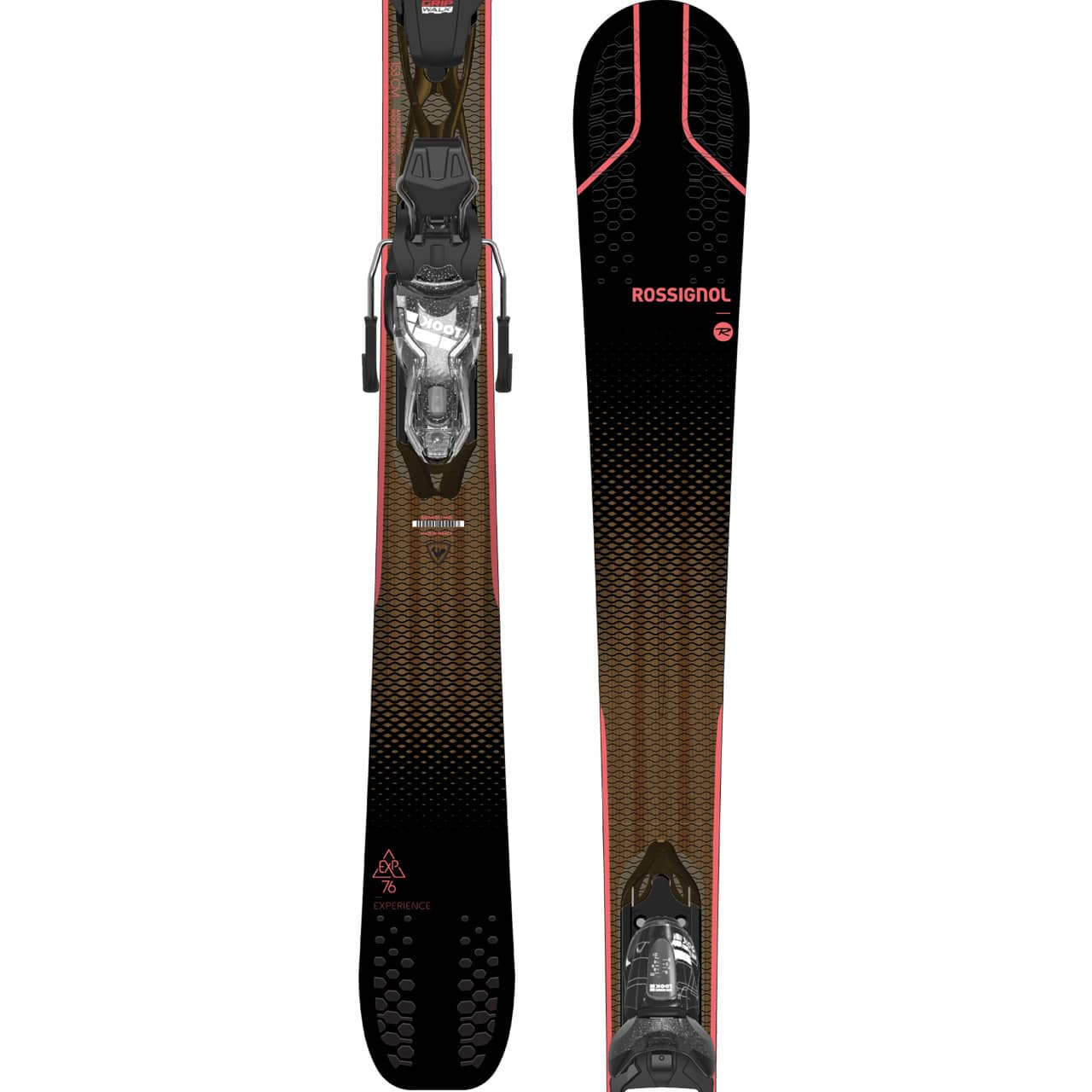 Rossignol Experience 76 CI Womens Skis W//Look Xpress W 10 GW Bindings