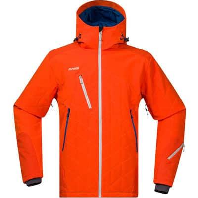 Bergans Kongsberg Men insulated jacket orange 2016/2017
