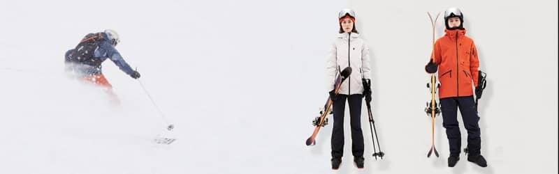 Peak Performance Bec J Damen Skijacke