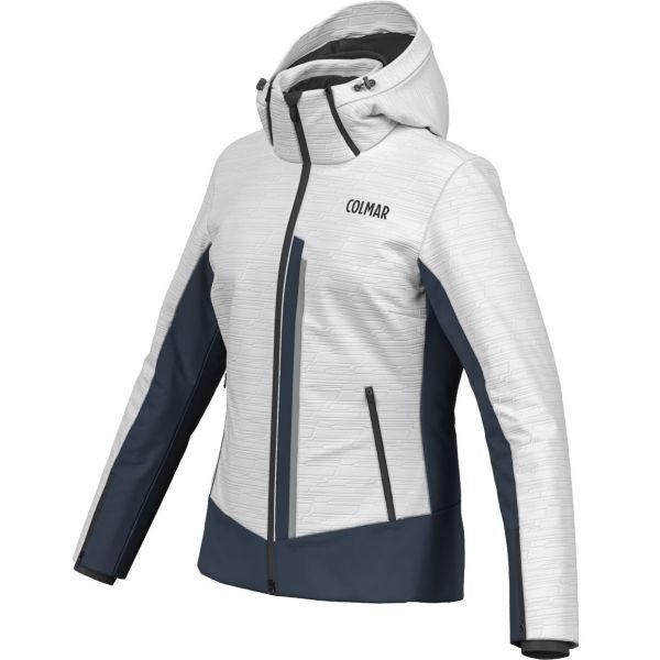 Colmar Women Jacket 3 TRE whitenavy